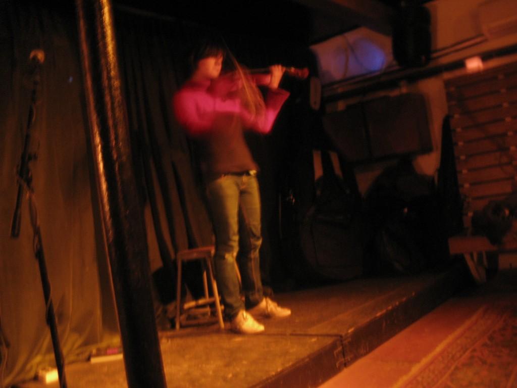 Leyna Marika Papach Sycamore Brooklyn NY 10/15/2010