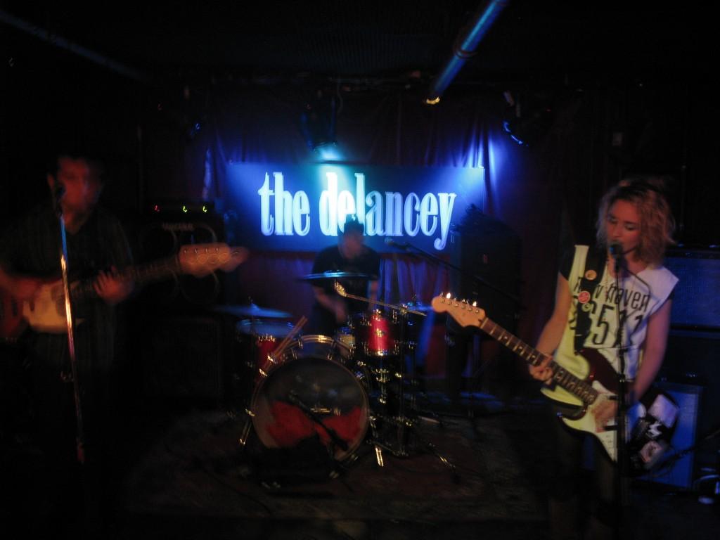 Eula 11/18/2010 The Delancey